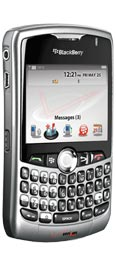 BlackBerry Curve 8330 Silver for Verizon Wireless