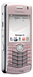 BlackBerry Pearl 8130 Pink for Verizon Wireless