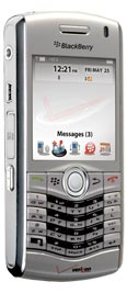 BlackBerry Pearl 8130 Silver for Verizon Wireless