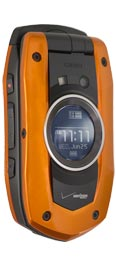Casio GzOne Boulder Orange for Verizon Wireless