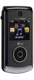 LG Chocolate 3 Black for Verizon Wireless