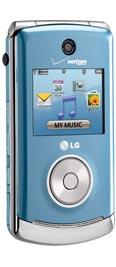 LG Chocolate 3 Blue for Verizon Wireless