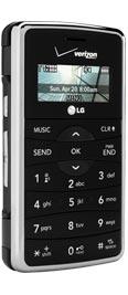 LG enV2 VX9100 Black for Verizon Wireless