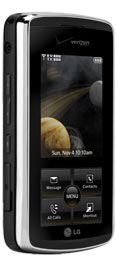 LG Venus VX8800 Black for Verizon Wireless