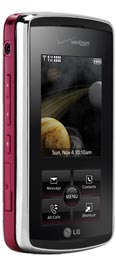 LG Venus VX8800 Pink for Verizon Wireless