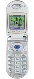 LG VX3200 for Verizon Wireless