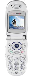 LG VX3300 for Verizon Wireless
