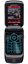 Motorola MOTORAZR maxx Ve for Verizon Wireless
