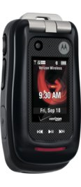 Motorola Barrage Black for Verizon Wireless