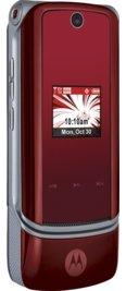Motorola KRZR K1m Red for Verizon Wireless