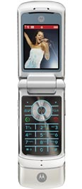 Motorola KRZR K1m White for Verizon Wireless