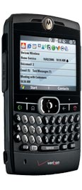 Motorola Q Black for Verizon Wireless