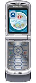 Motorola RAZR V3m Charcoal for Verizon Wireless
