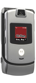 Motorola Razr V3m Silver for Verizon Wireless