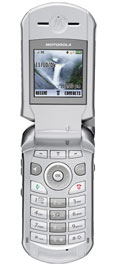 Motorola V260 for Verizon Wireless