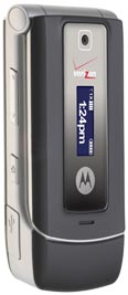 Motorola W385 for Verizon Wireless