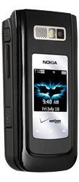 Nokia 6205 Black for Verizon Wireless