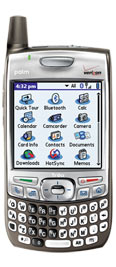 Palm Treo 700p for Verizon Wireless
