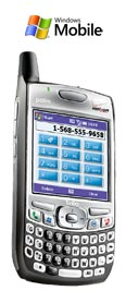 Palm Treo 700w for Verizon Wireless