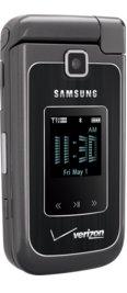 Samsung Alias 2 U750 Black for Verizon Wireless