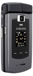 Samsung Alias Silver for Verizon Wireless