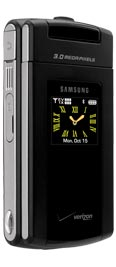 Samsung FlipShot SCH-U900 Black for Verizon Wireless