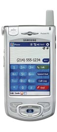 Samsung i700 Pocket PC for Verizon Wireless