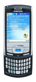 Samsung i730 Pocket PC for Verizon Wireless