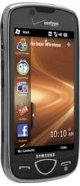 Samsung Omnia II Black for Verizon Wireless