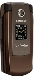 Samsung Renown U810 Mahogany for Verizon Wireless