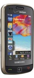 Samsung Rogue U960 Black for Verizon Wireless