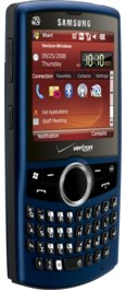 Samsung Saga i770 Blue for Verizon Wireless