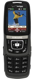 Samsung SCH-U620 for Verizon Wireless