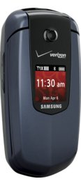 Samsung Smooth U350 Blue for Verizon Wireless