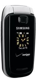 Samsung U430 Black for Verizon Wireless